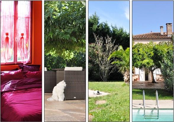 Chambres d'hôtes villa des violettes